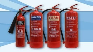 Fire Extinguishers Training Video - UNITED KINGDOM Version Preview - Safetycare Workplace Safety