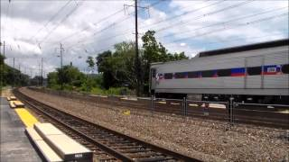 The Pennsylvanian, trains 42,43 and Amtrak Phase 3 Heritage P42 #145 Part 4