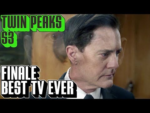 [Twin Peaks] Why The Finale Was Great | Season 3 | The Return Part 17 & Part 18 | Best TV Ever