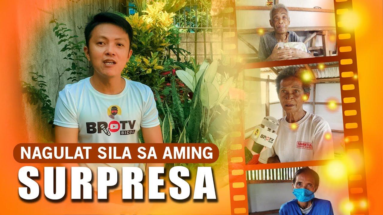 Tuloy-tuloy na pagtulong handog ng Bro TV Bicol