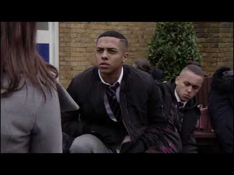 Eastenders: Keegan winding up Bex