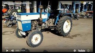 Swaraj 735 FE tractor model 1997 full feature & specification