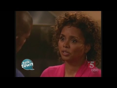 Debbi Morgan In Town For One Woman