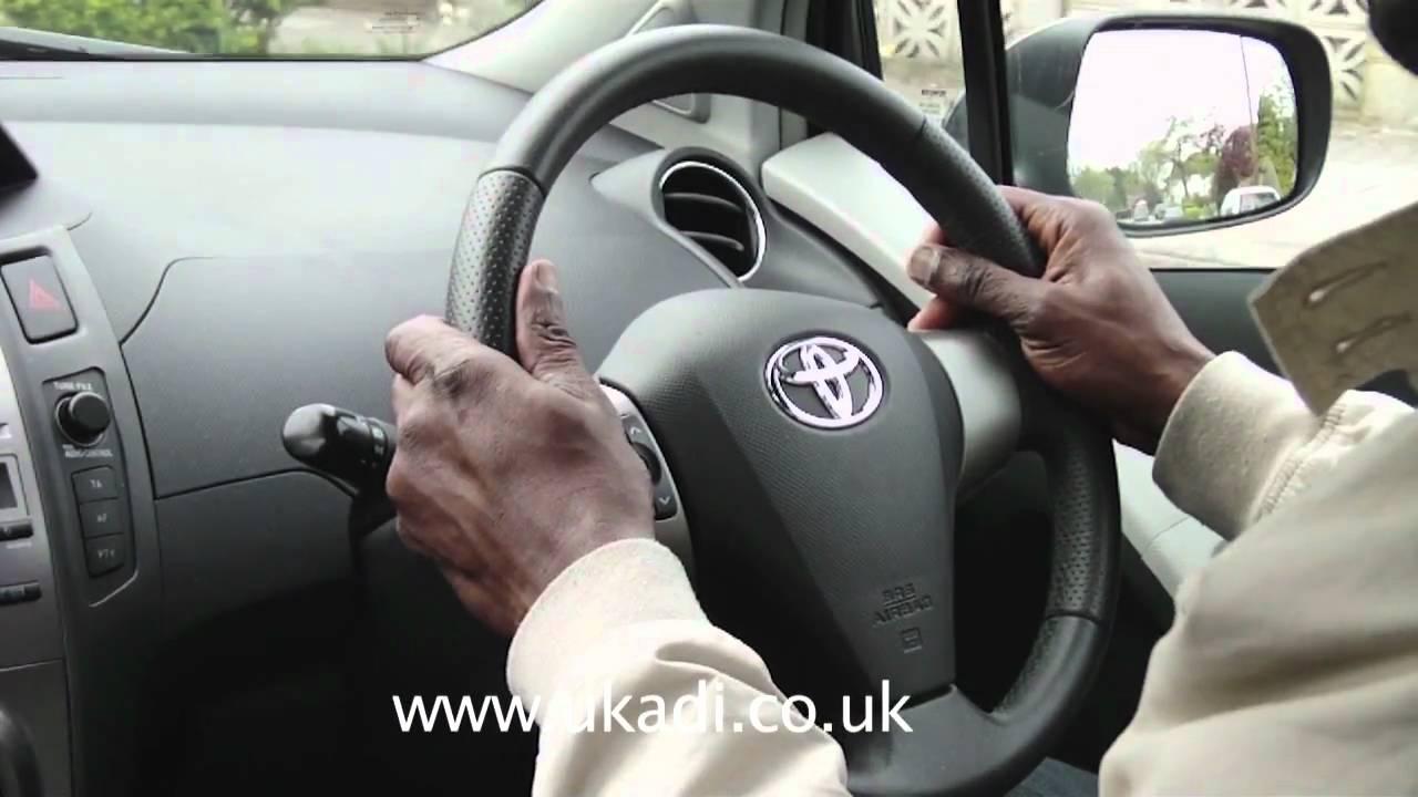 0 Apr Car >> Driving Lesson Parallel Reverse Parking Maneuver Toyota ...