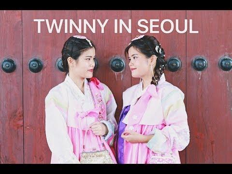 Twinny in Seoul 2017.