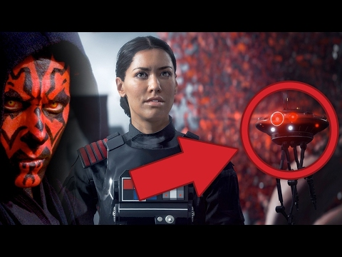 EVERY SECRET in the New Star Wars: Battlefront 2 Trailer