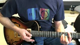 Aadat strumming pattern tutorial