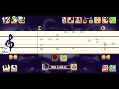 Mini Gold Island (Song By: Bay Yolal) My Singing Monsters Composer App