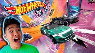 EPIC Hot Wheels id RACE OFF **CHALLENGE**
