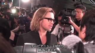 Brad Pitt, Angeli...