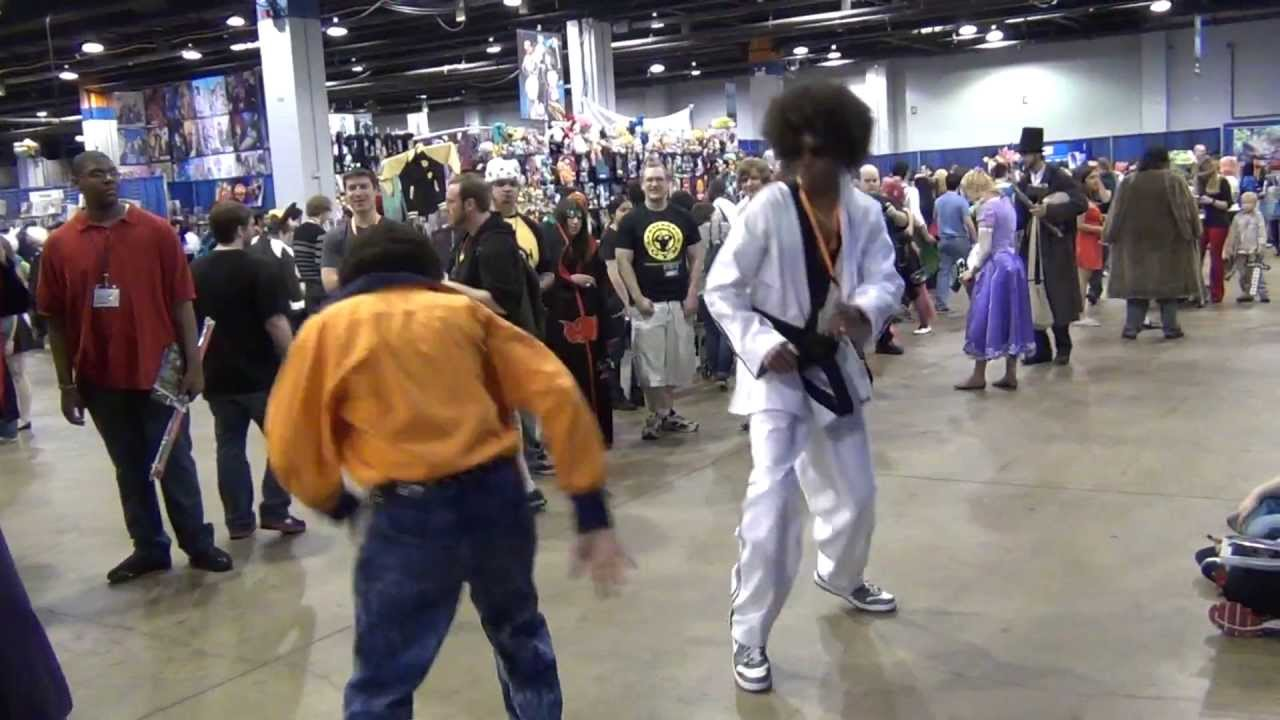 Tiger Jackson Vs Bushido Brown Acen 2013 Youtube