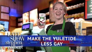 Starbucks Introduces A 'Not Gay' Cup