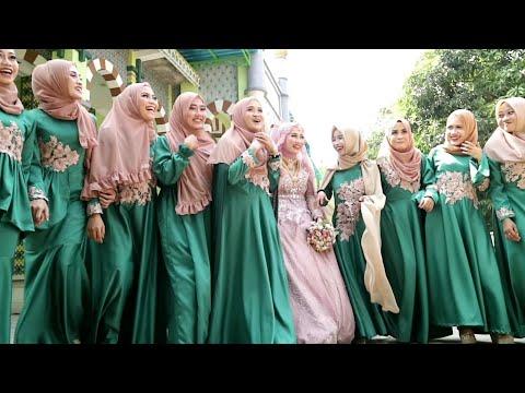 Pernikahan Sahabat Aminatul Malichah - Kudus