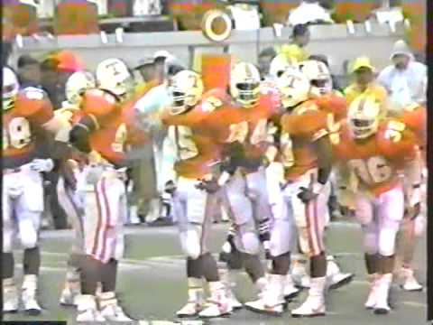 1989 # 12 Tennessee vs # 4 Auburn