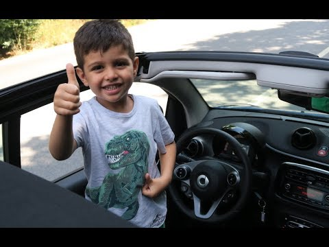 Smart Fortwo Cabrio 2017 Baba Oğul Test