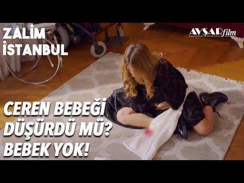 Bebek Yok! Ceren'in Hali Neriman'ı Şok Etti! | Zalim İstanbul 22. Bölüm