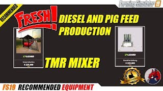 "[""BEAST"", ""Simulators"", ""Review"", ""FarmingSimulator19"", ""FS19"", ""FS19ModReview"", ""FS19ModsReview"", ""fs19 mods"", ""fs19 equipment"", ""DIESEL AND PIG FEED PRODUCTION"", ""TMR MIXER""]"