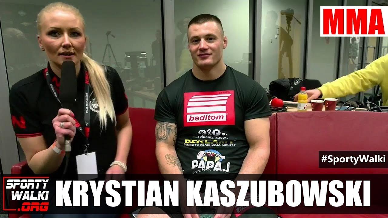 Krystian Kaszubowski: Jestem zadowolony z debiutu