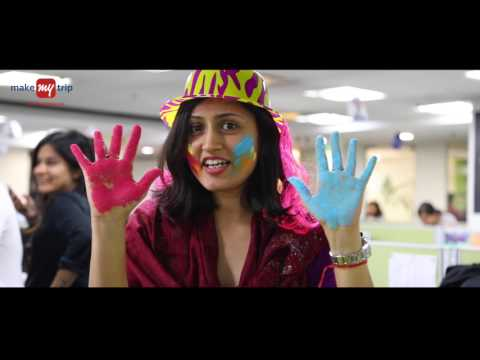 Thumbnail: MakeMyTrip wishes everyone a Very Happy & Colorful Holi!
