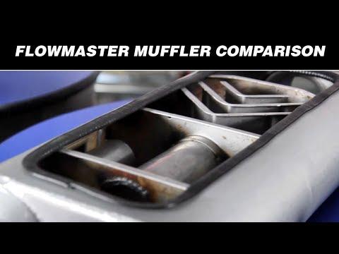 Flowmaster Muffler Comparison