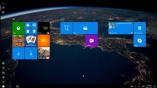 [FIX] Windows 10 Start Menu Gone After Update - Tablet Mode