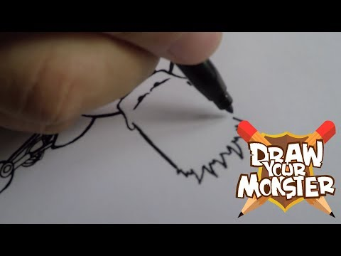 Draw Your Monster For Pc - Download For Windows 7,10 and Mac