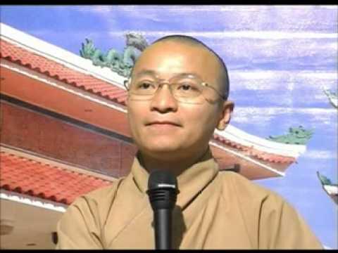 Kinh Trung Bộ 85 (Kinh Bồ-đề Vương tử) - Tìm kiếm hạnh phúc (25/11/2007)