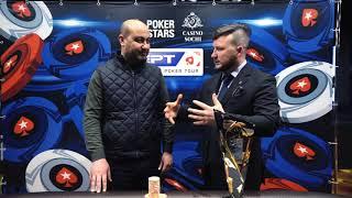 Рушад Искандаров - победитель турниры хайроллеров на #EPTSochi 2019