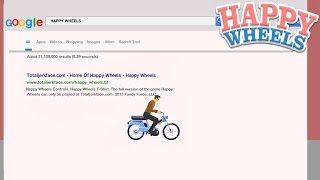 Happy Wheels - IN GOOGLE