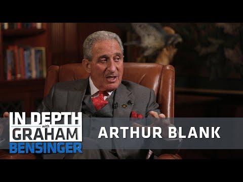 Arthur Blank: Lessons from Robert Kraft