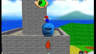 Super Mario 74 Extreme Edition: Bowser