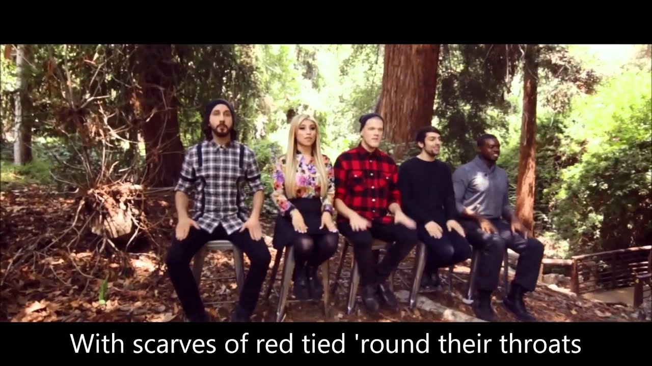 Pentatonix i was following the pack myideasbedroom com