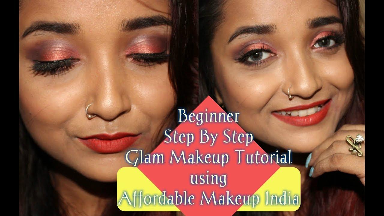 My full makeup routine! | anna saccone joly.