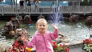 VLOG. Новые поющие фонтаны в центре отдыха Lido!
