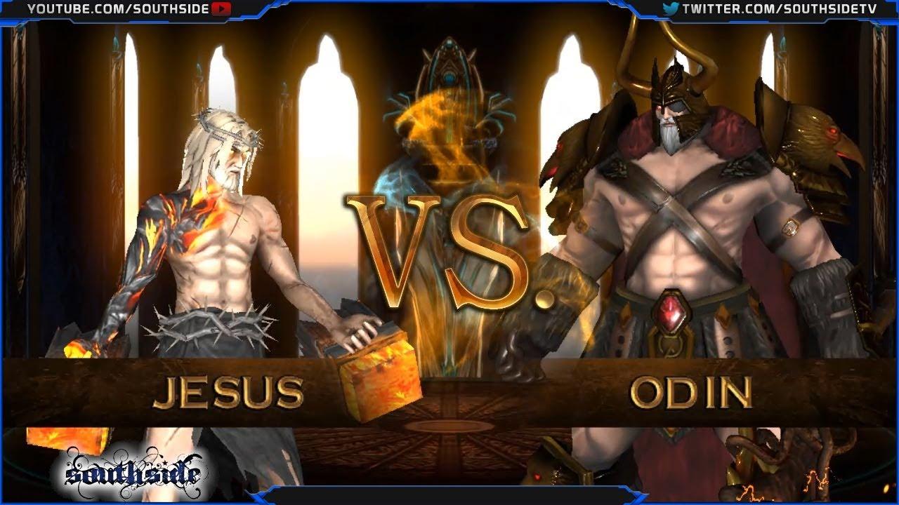 Soutside - Jesús vs Odín