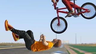 THE WTF BMX EXECUTION! (GTA 5 Funny Moments)