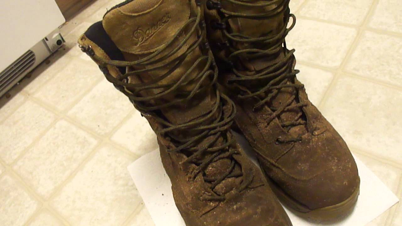Danner TFX boots  The Right choice - YouTube 3e1cc1a4b