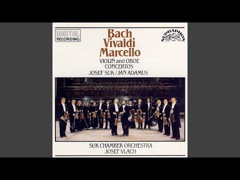 Concerto For Violin, Oboe, String Orchestra And Continuo In G Minor, RV 576 - Larghetto