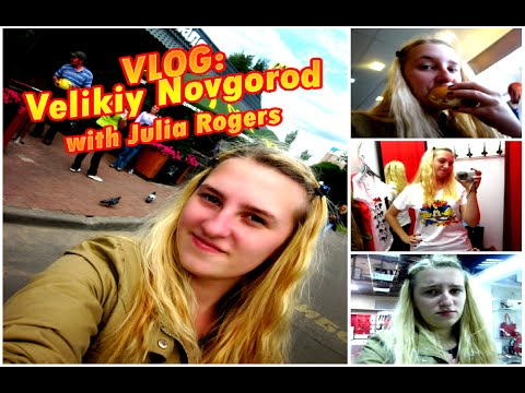 2. Влог.Великий Новгород/Vlog.Velikiy Novgorod (with Julia Rogers) без регистрации и смс