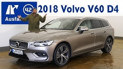 2018 Volvo V60 D4 Inscription - Kaufberatung, Test, Review