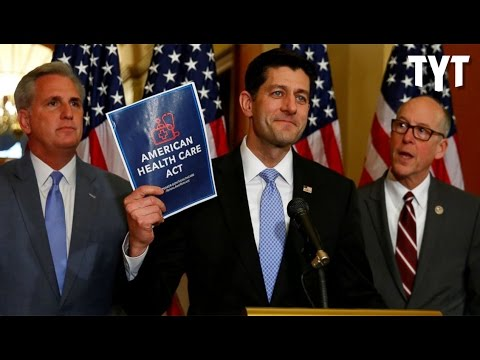 BREAKING: GOP Healthcare Bill Goes Down In Flames