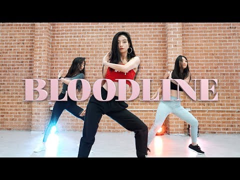 Ariana Grande - Bloodline   IMISS CHOREOGRAPHY