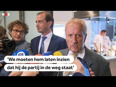 FVD: Hiddema over Thierry Baudet en de vertrouwensbreuk met Henk Otten