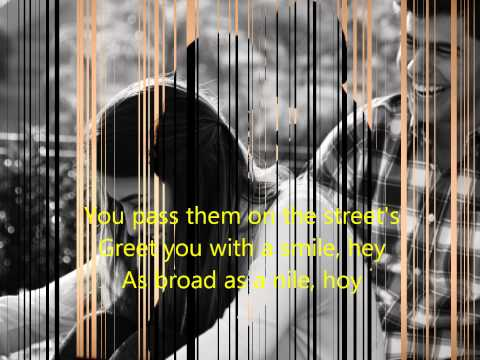 BERES HAMMOND - THEY GONNA TALK - with lyrics