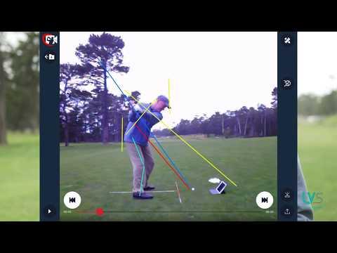 Patrick Parrish Live View Golf Instruction Part 4 (Midpoint)