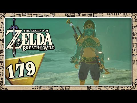 THE LEGEND OF ZELDA BREATH OF THE WILD Part 179: Sexy Vaai-Link