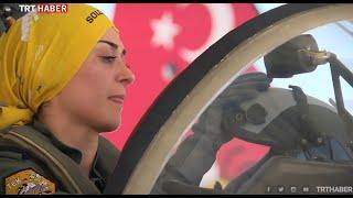 F 16 kadın pilot