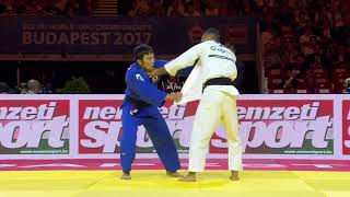 Suzuki WC Judo 2017: Safarov O (AZE) - Takato N (JPN) 60kg Final