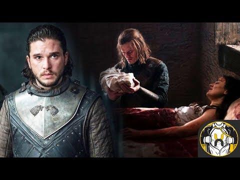 Is Jon Snow REALLY Heir To The Iron Throne? | Game Of Thrones Season 7
