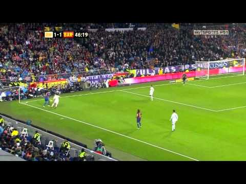 Barcelona vs Real Madrid   La Liga Clásico December 10 2011